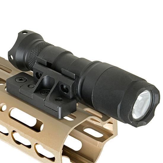 Montura de linterna para guardamanos Key-Mod - Arena - Rebel Replicas