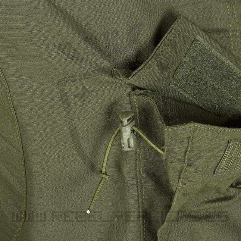 Pantalones Revenger TDU - Verde OD -  Talla XL - Rebel Replicas