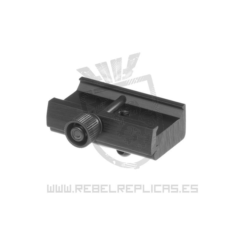 Adaptador de Rail para Bipode Sportster - Blackhawk! - Rebel Replicas