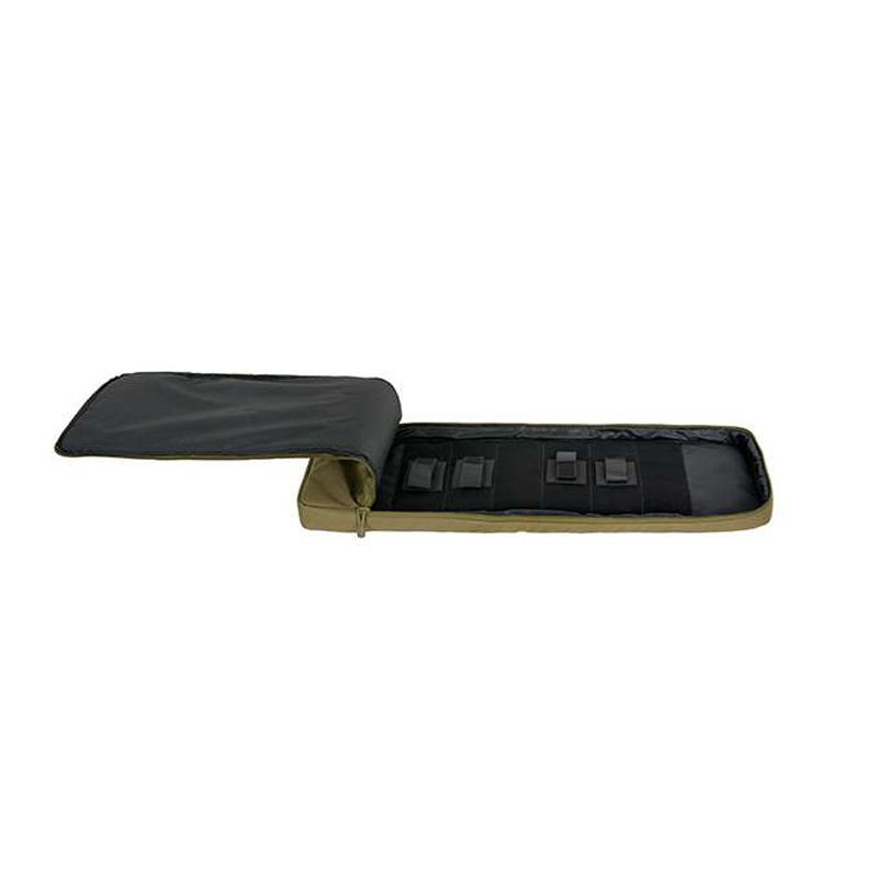 Mochila porta-arma con panel frontal desmontable - 90 cm - Verde OD - 8Fields - Rebel Replicas