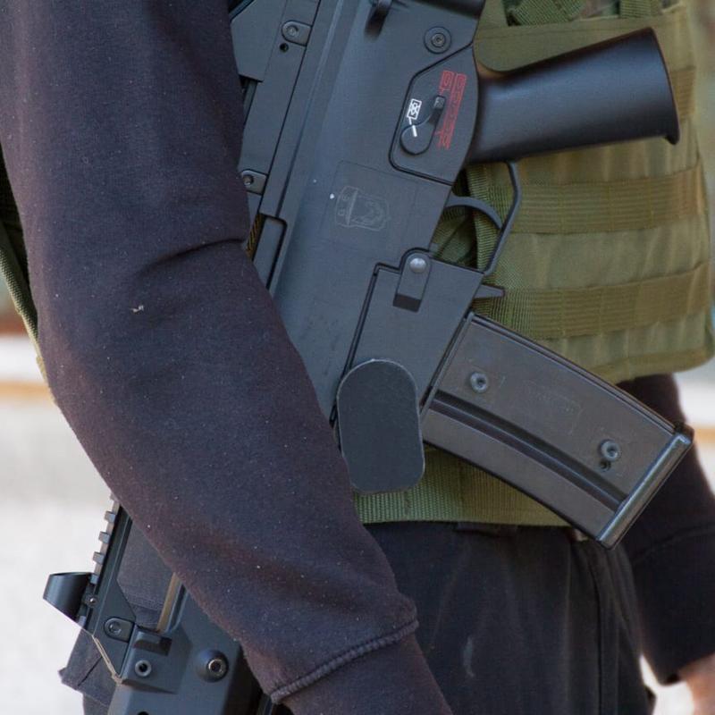Soporte táctico para arma larga BREAKPOINT - Rebel Replicas