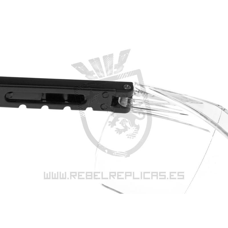Gafas de protección OTG - Transparente - Invader Gear - Rebel Replicas