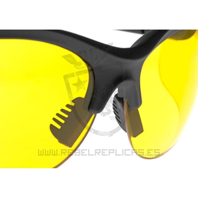 Gafas de tiro - Amarillo - Invader Gear - Rebel Replicas