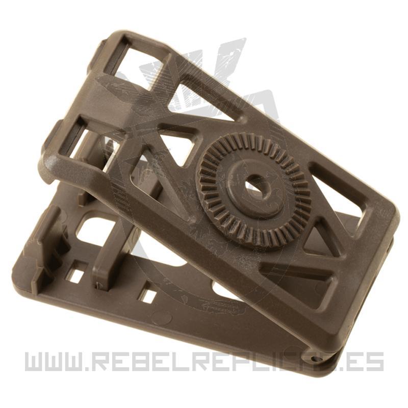 Clip adaptador para cinturón - Dark Earth - Amomax - Rebel Replicas