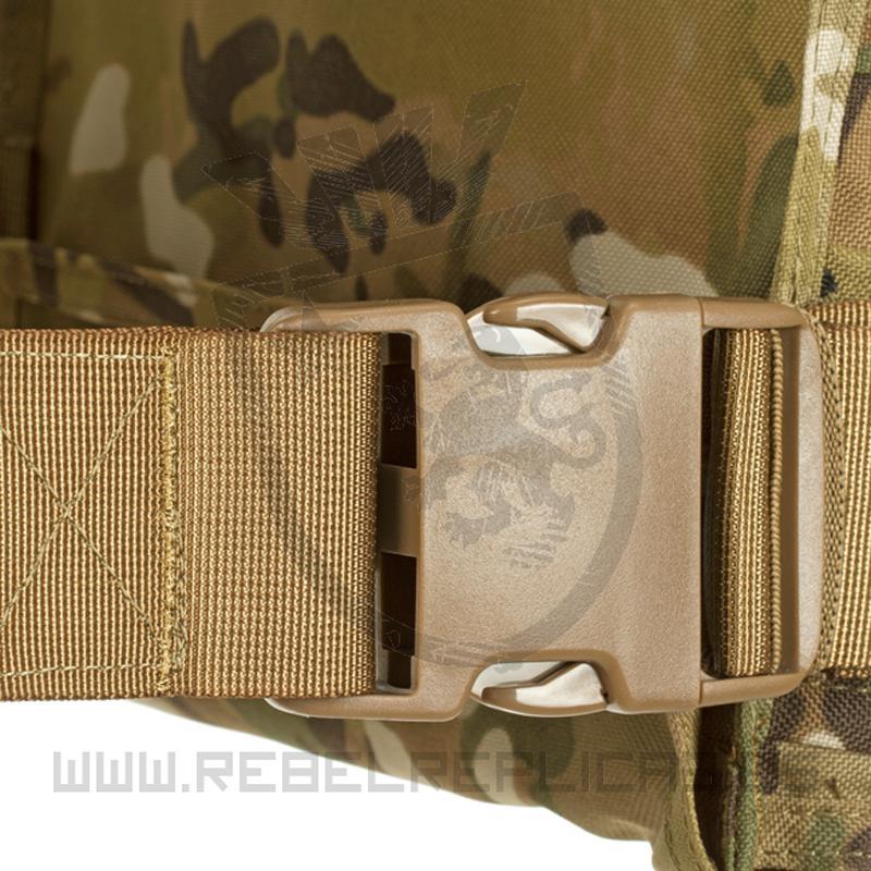 Chaleco Armor Carrier - ATP/Multicamo - Invader Gear - Rebel Replicas