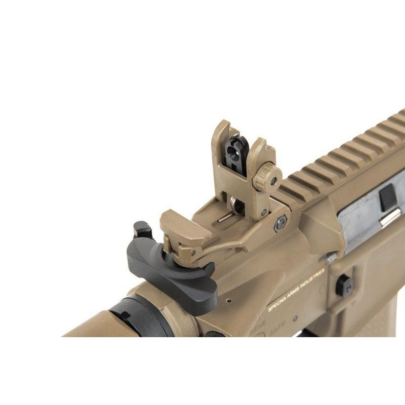 Carabina RRA SA-C04 CORE - Full Tan - Specna Arms - Rebel Replicas