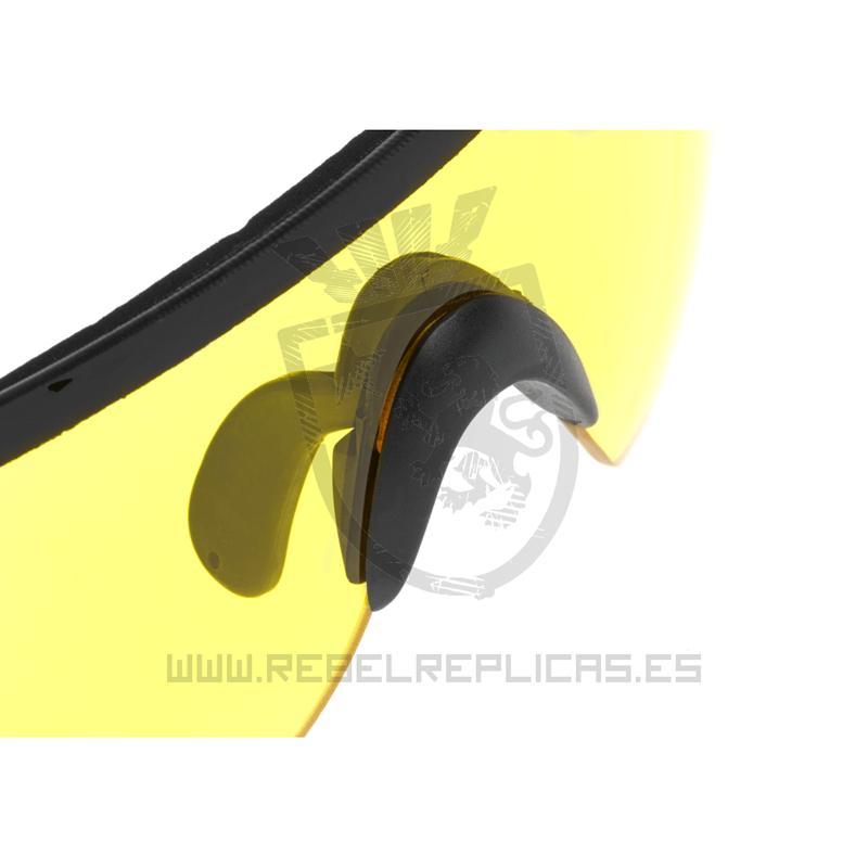 Gafas SABER ADVANCED - Amarillo - Wiley X - Rebel Replicas